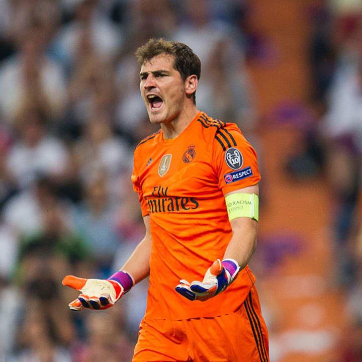 Iker CasillasÊ