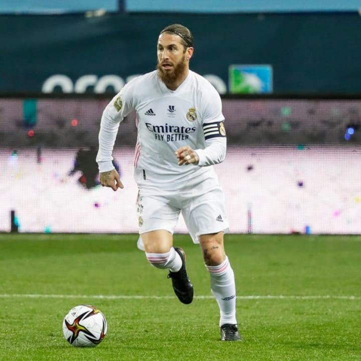 Ramos knows the importance of the Atalanta fixture