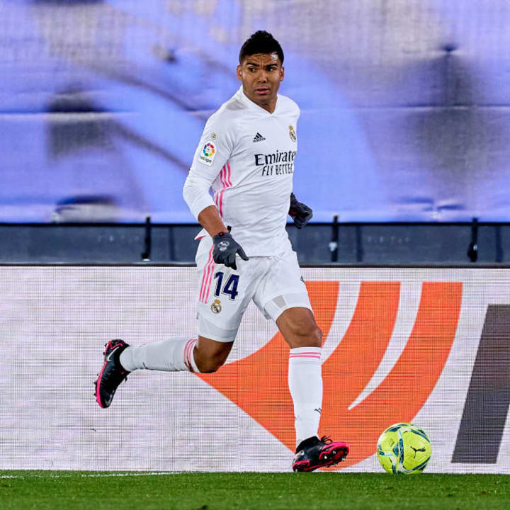 Casemiro is the glue that holds Real Madrid together
