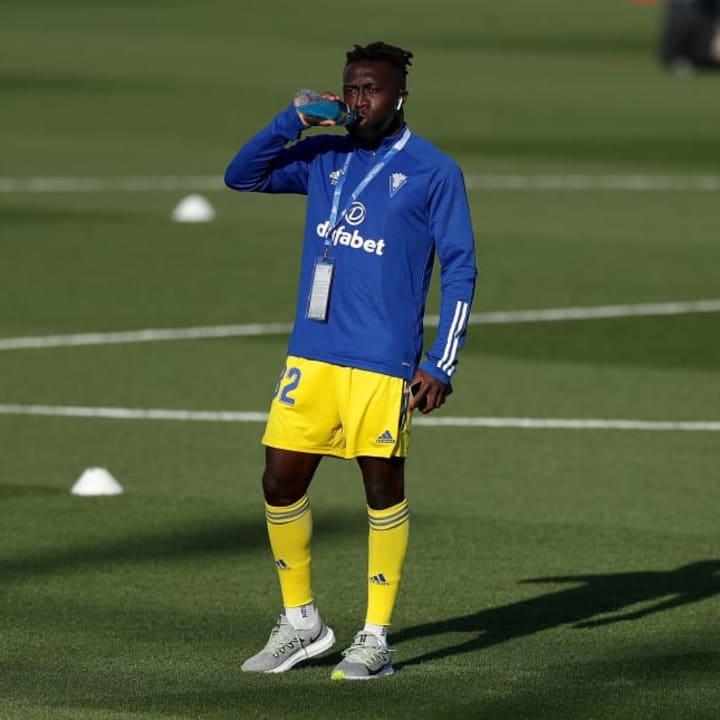 Bobby Adekanye is on loan at Cadiz