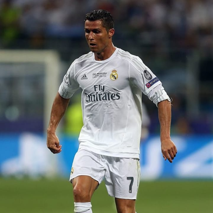 Zinedine Zidane refused to rule out a return to Real Madrid for Cristiano Ronaldo