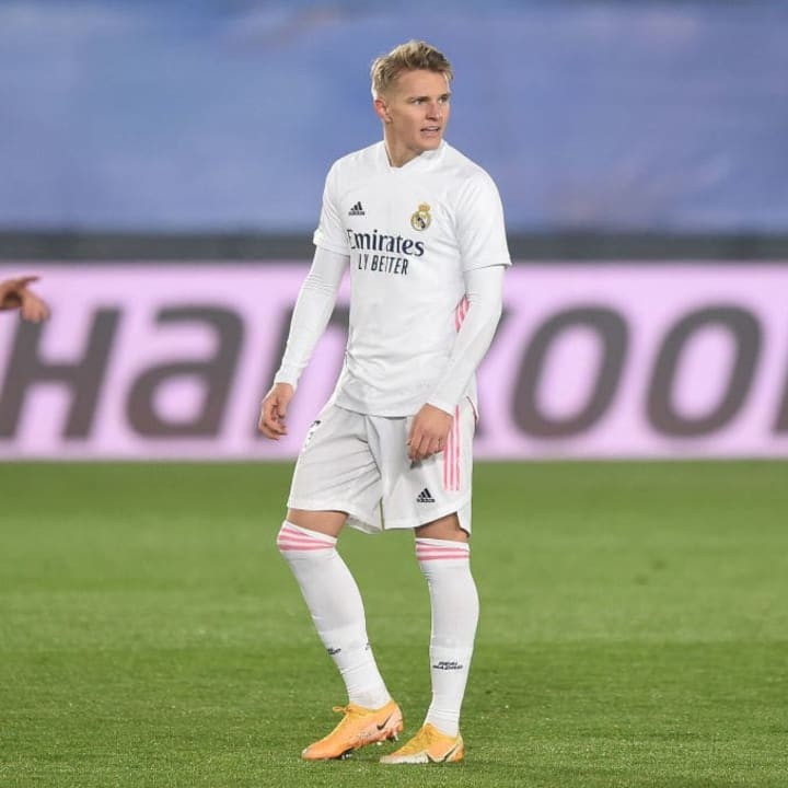 Arsenal pay a loan fee for Odegaard & some of his wages