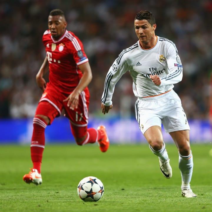 Jerome Boateng, Cristiano Ronaldo