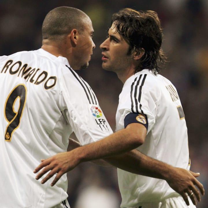 Ronaldo, Raul
