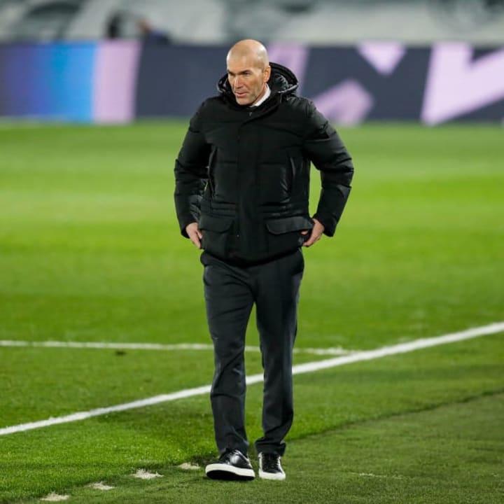 Reguilon's relationship with Zidane is poor