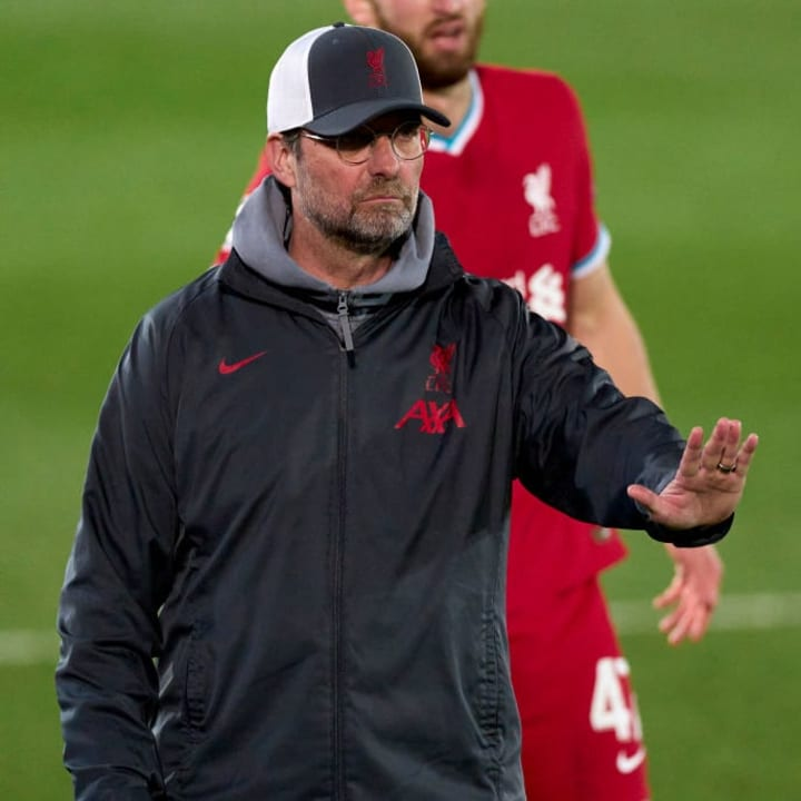 Klopp has defended Keita, insisting other players were also sub-par