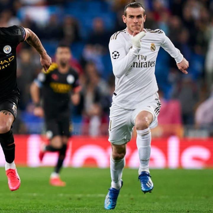 Kyle Walker, Gareth Bale