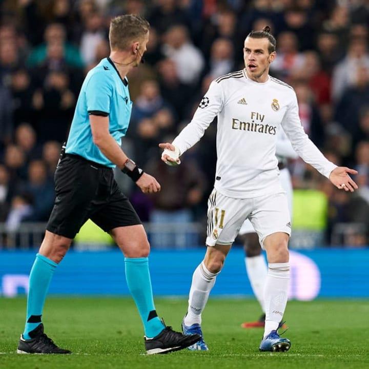 Gareth Bale, Daniele Orsato