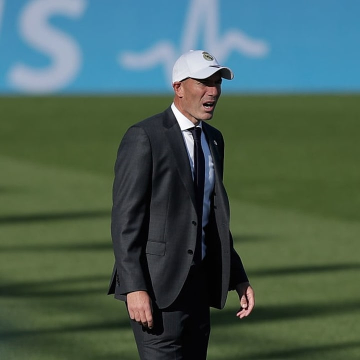 Zinedine Zidane is thought to be interested