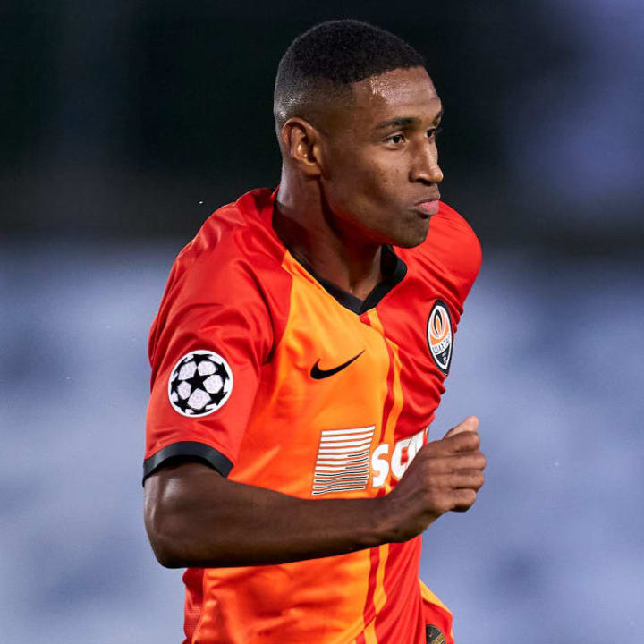 Tete has been a ray of sunshine for Shakhtar