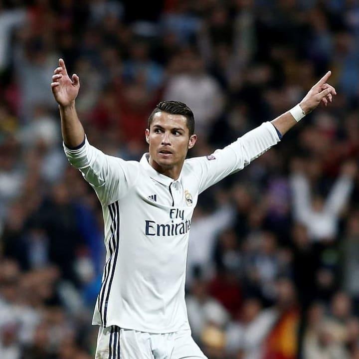 Real Madrid v Sporting Lizbon : UEFA Champions League