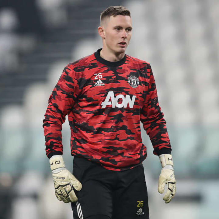 Henderson usually plays second fiddle to David de Gea