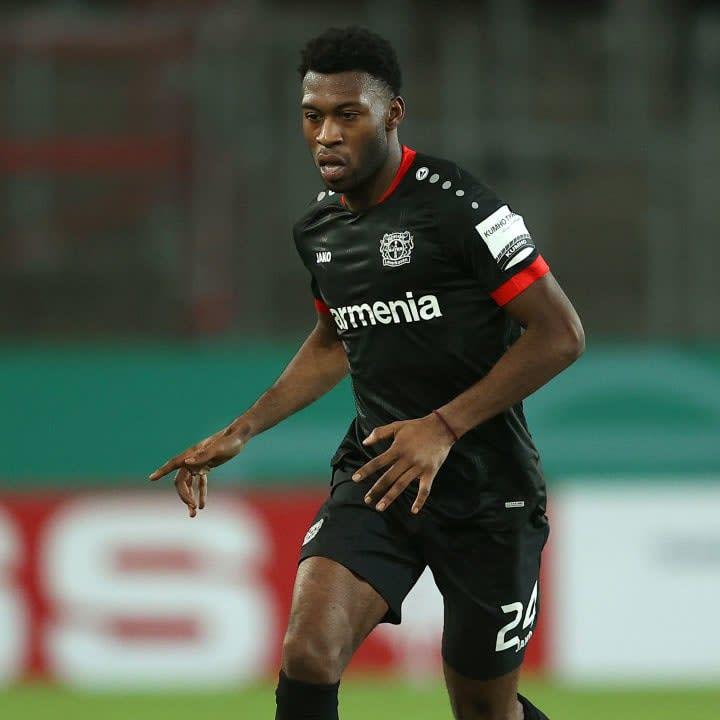 Timothy Fosu-Mensah sieht seinen Leverkusen-Wechsel sehr positiv