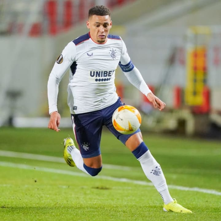 James Tavernier has penned fresh terms at Ibrox