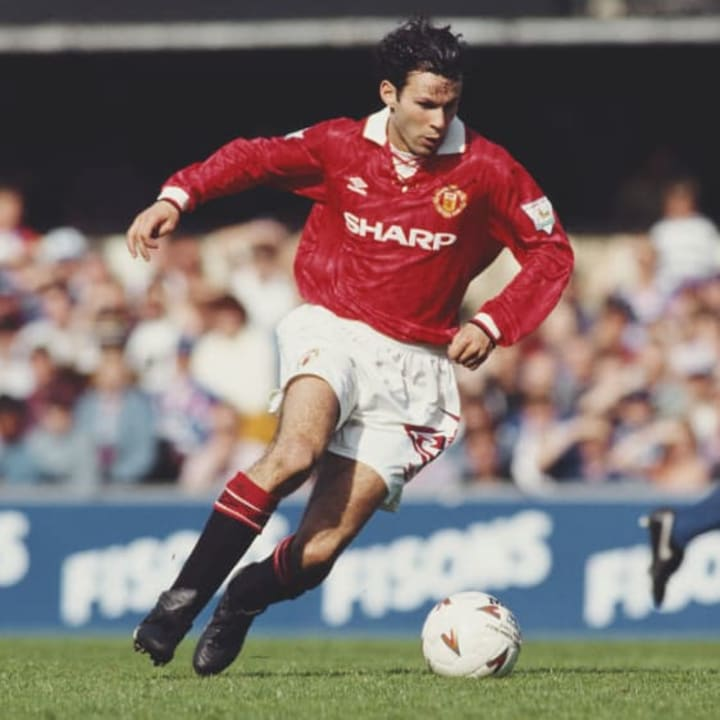 17 goals was a career high for Ryan Giggs