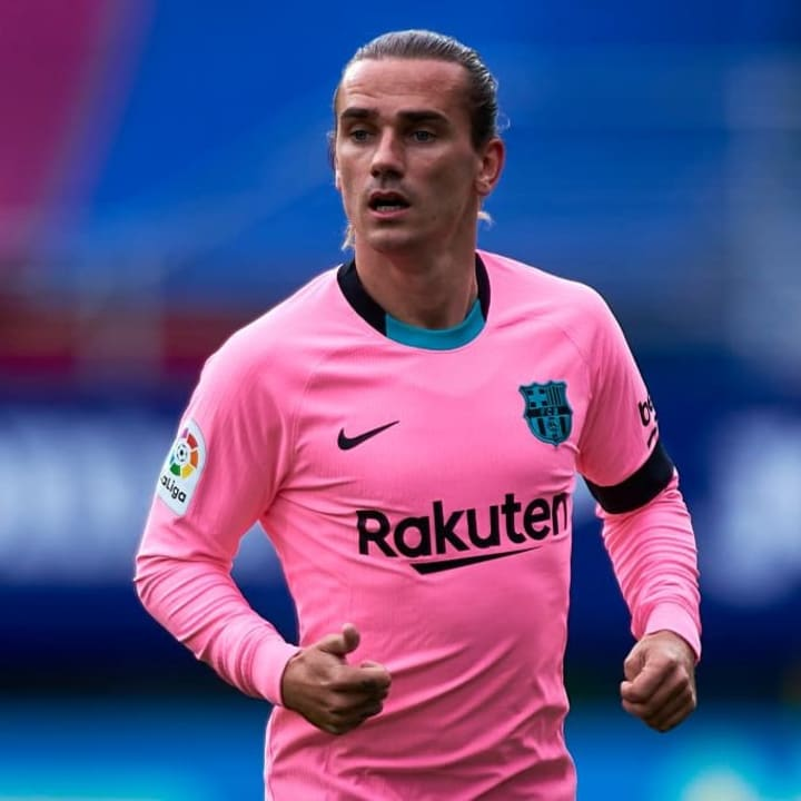 Antoine Griezmann could be available for relatively cheap
