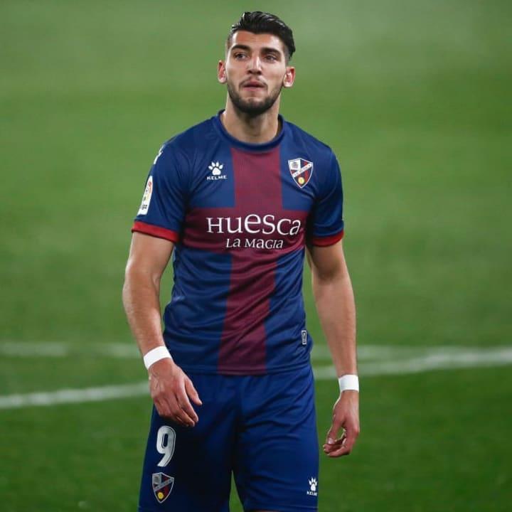 Mir is Huesca's top scorer
