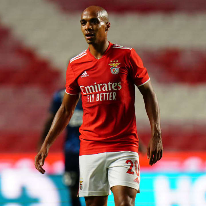 Joao Mario signed for Benfica after leaving Inter
