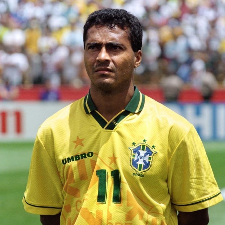 Aguero is similar to Brazilian legend Romario
