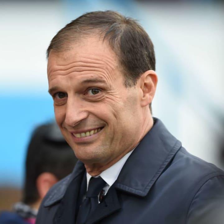Massimiliano Allegri is favourite to take over at Juventus