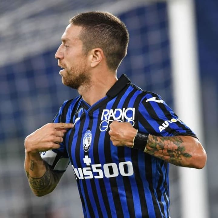 The late blooming Gomez is Atalanta's star man