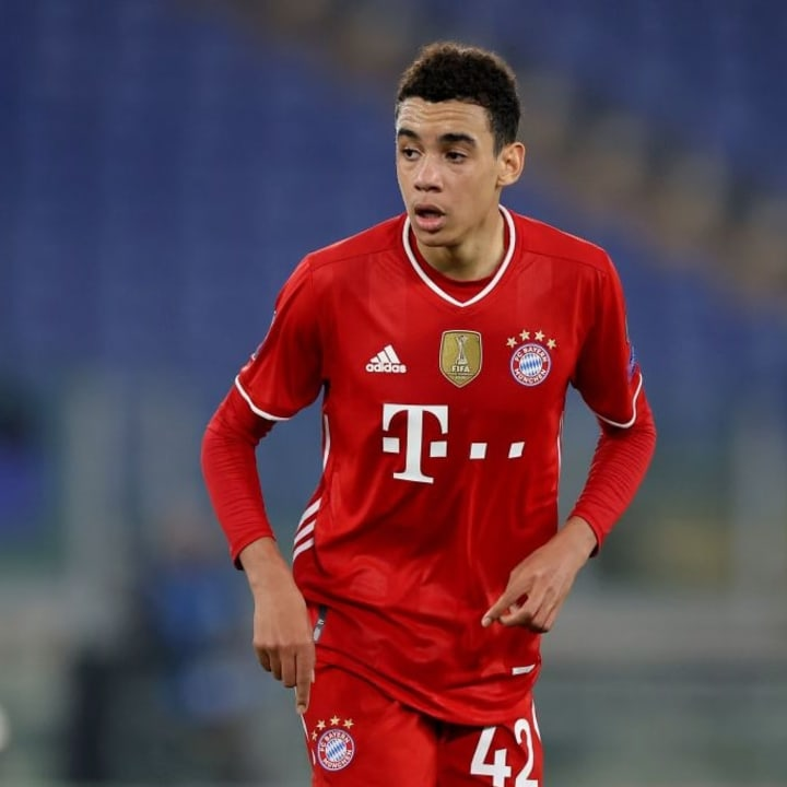 Jamal Musiala has opted to represent Germany instead of England