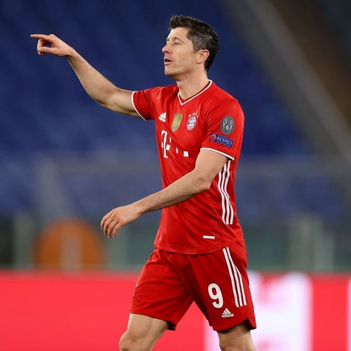 A frustrating week for Lewandowski