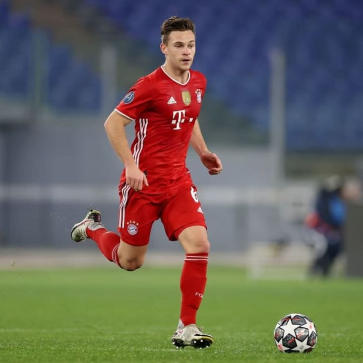 Kimmich impressed against Lazio