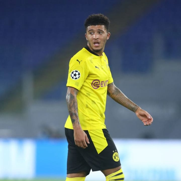 Sancho never got his move to Old Trafford this summer, thus career mode is the only place to rectify that