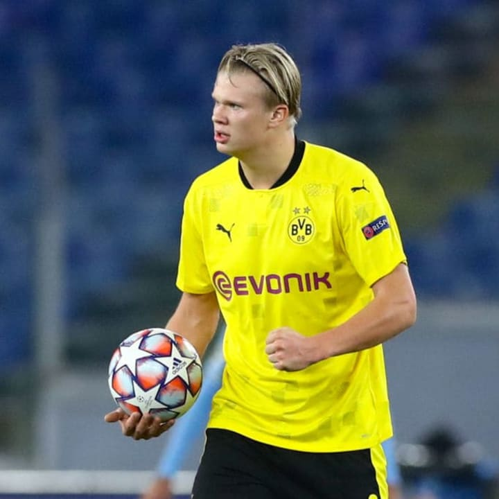 Erling Haaland is a career mode must-have