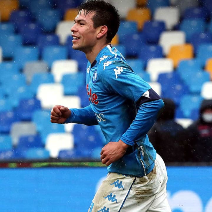 A return to the Champions League helped Napoli's cause