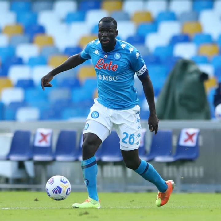 Koulibaly was long linked with a move to Manchester City, so why not bring him to United instead?