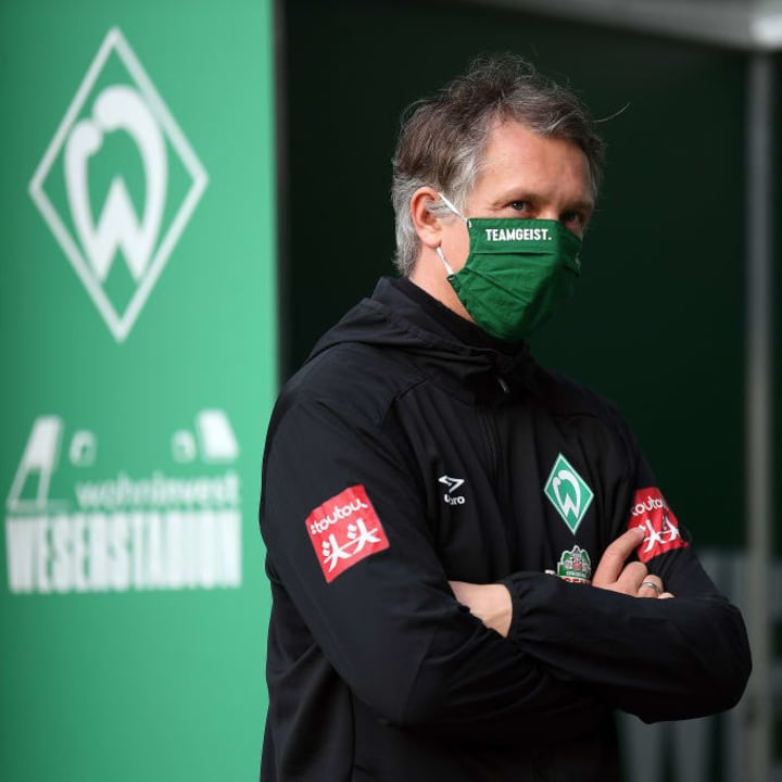 Werders Sportdirektor Frank Baumann (45) pocht auf eine erneute Marktwertmaximierung seines Shootingstars