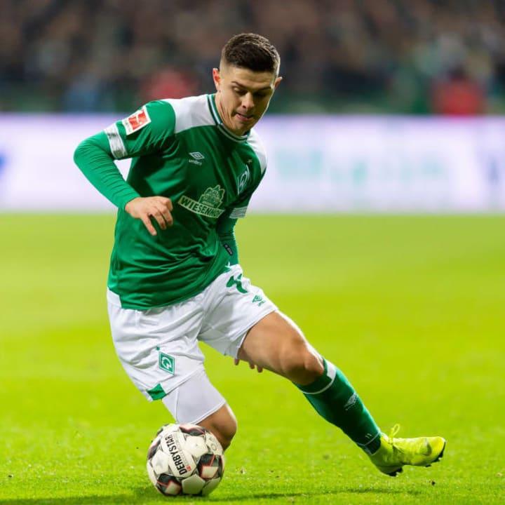 Rashica has impressed this season, despite Werder Bremen's struggles