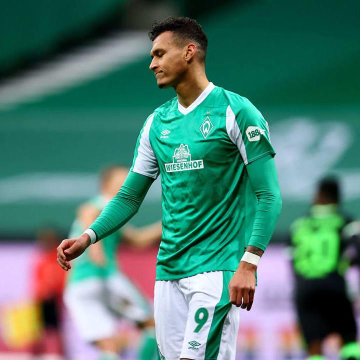 Davie Selke kickt wieder für Werder
