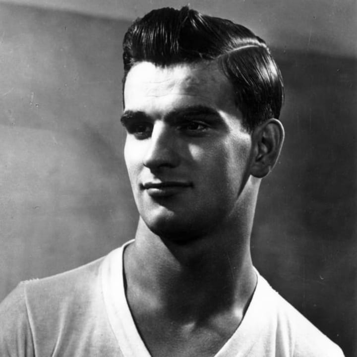 Sandor Kocsis went on to excel at the 1954 World Cup