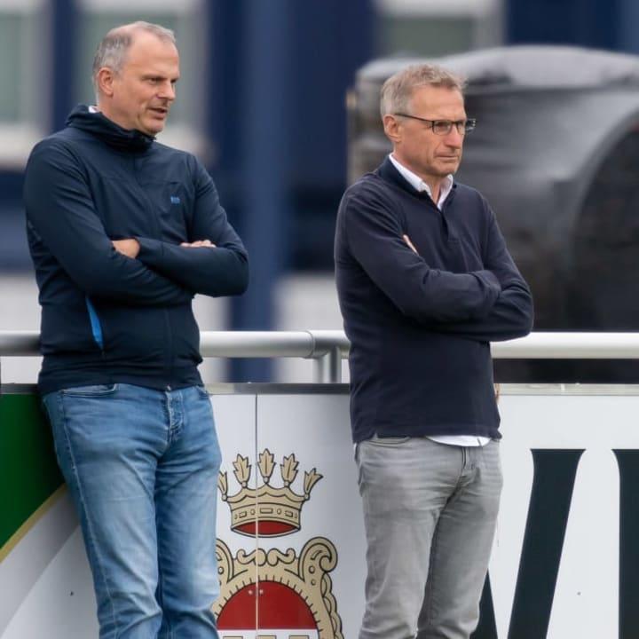 Michael Reschke, Jochen Schneider