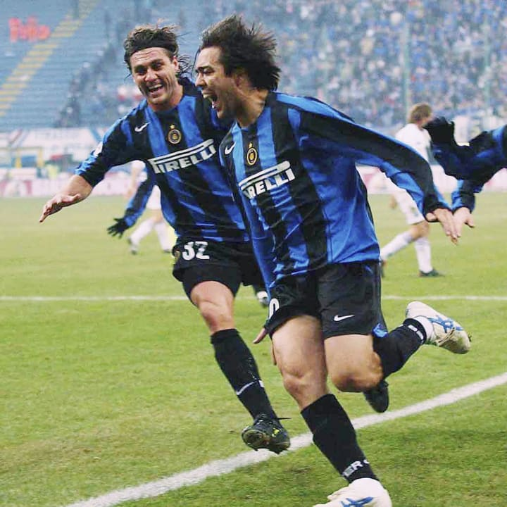 Alvaro Recoba - Inter