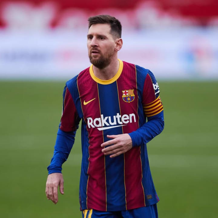 It was alleged that Messi was one of those targeted