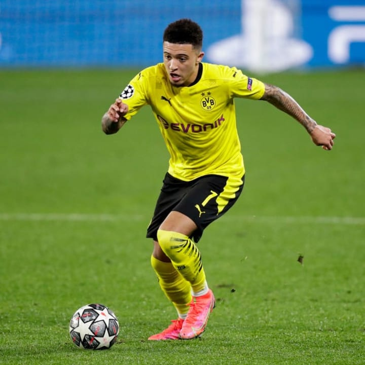 There is still mutual interest between Sancho & Man Utd