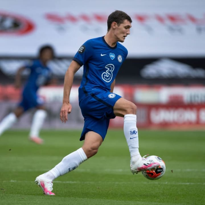 Andreas Christensen - Soccer Player