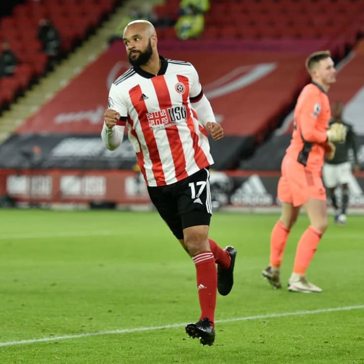 David McGoldrick can be pleased with his efforts for the season