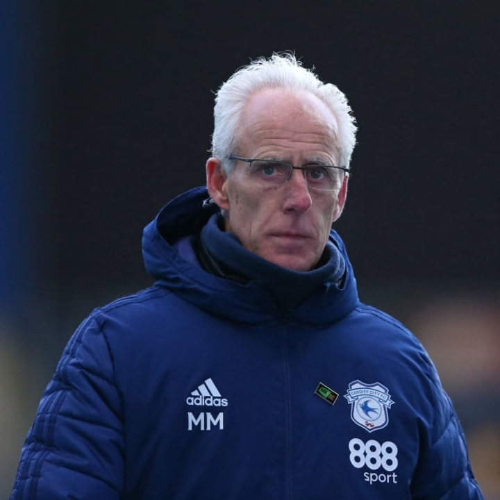 Mick McCarthy almost led Cardiff to the play-offs last season