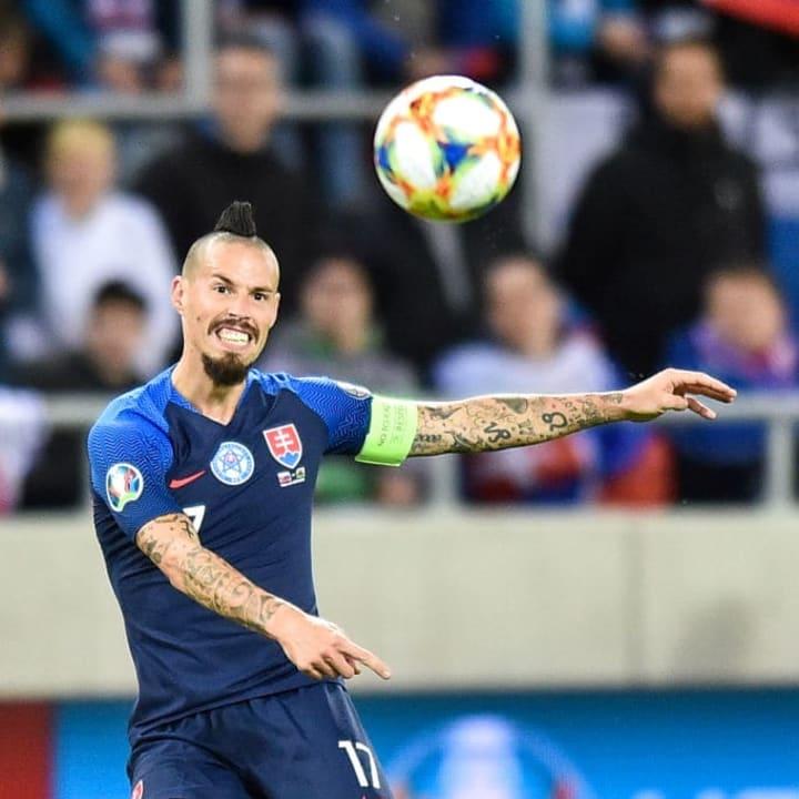 Slovakia v Wales - UEFA Euro 2020 Qualifier