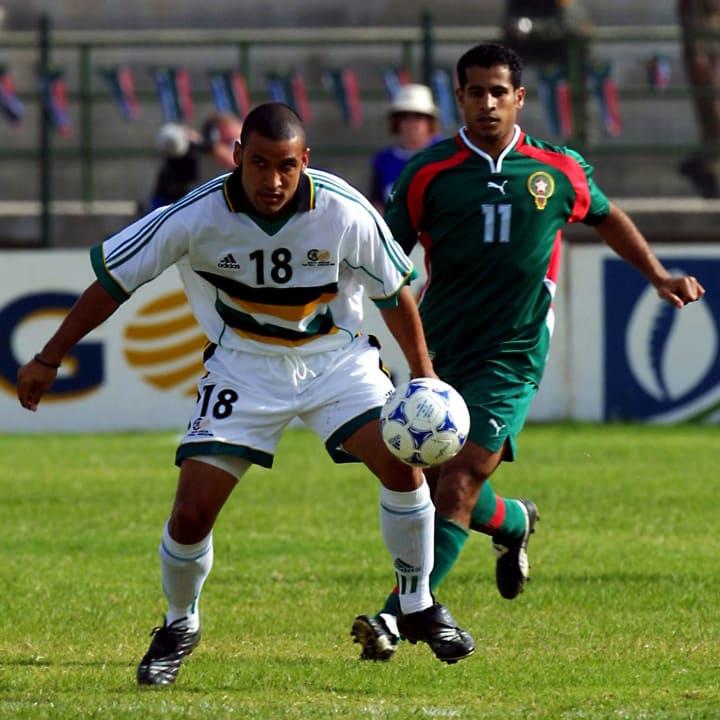 South Africa v Morocco X