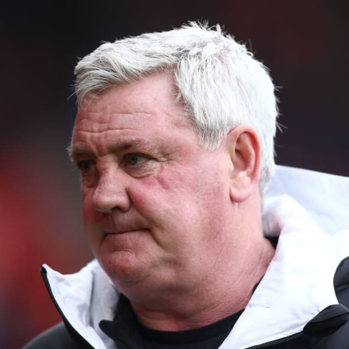 Steve Bruce has seen his position as Newcastle manager scrutinised.