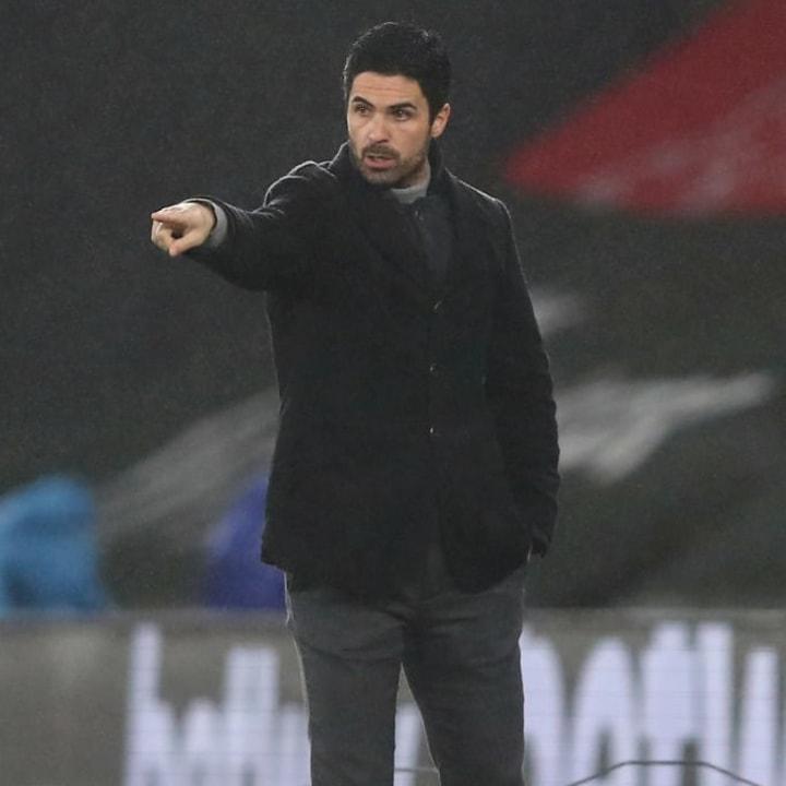 Mikel Arteta has praised Saka for his performances