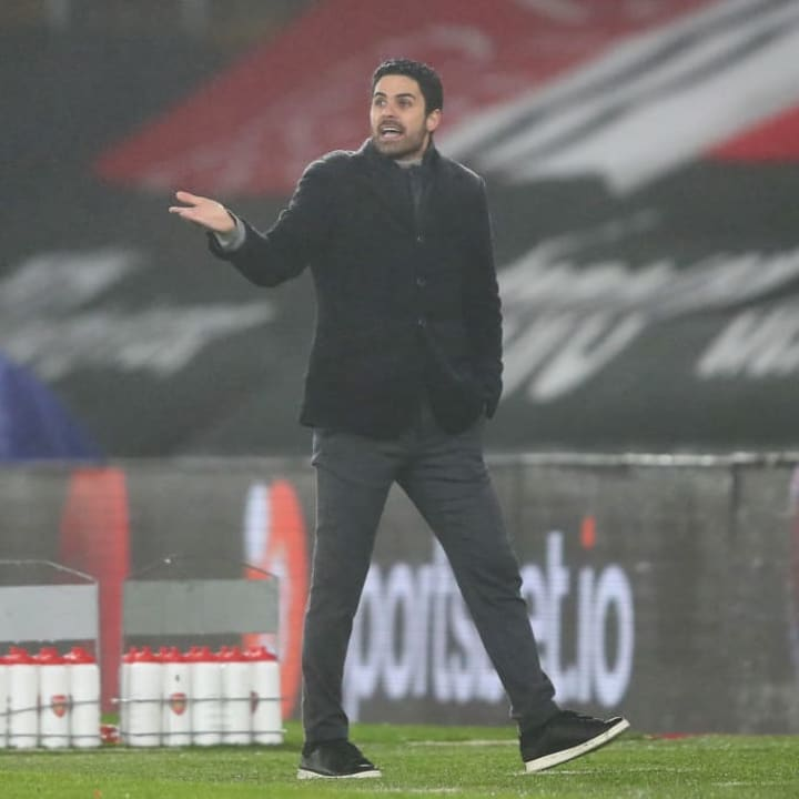 Arteta has turned things around at Arsenal