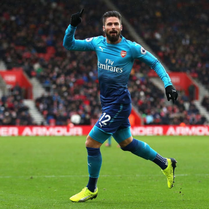 Olivier Giroud has always been one of the most underrated forwards in Europe
