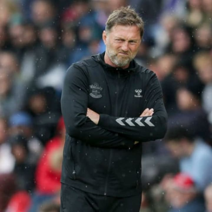 Ralph Hasenhuttl has virtually a fully fit squad